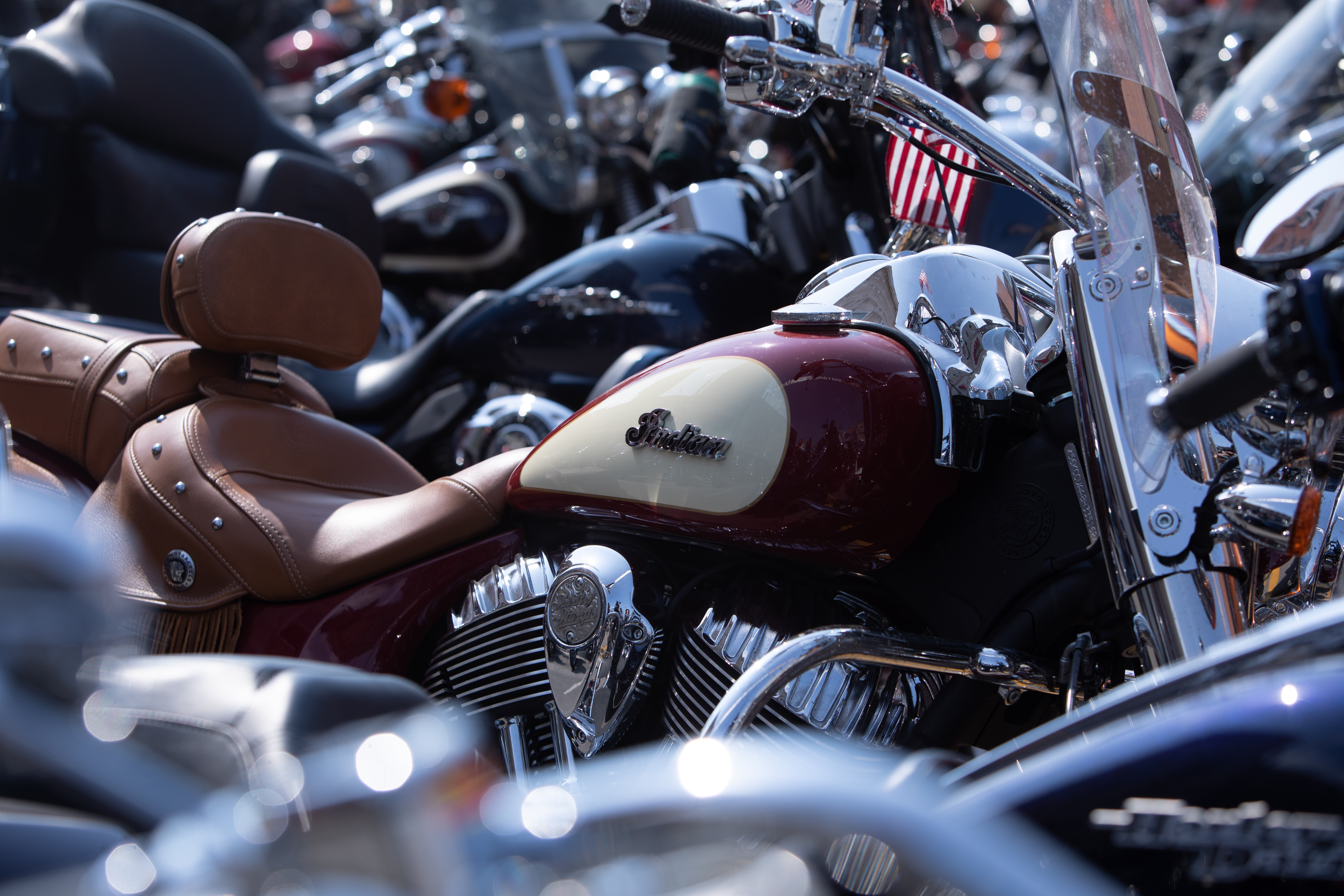 Sell a Indian Motorcycle fast online.