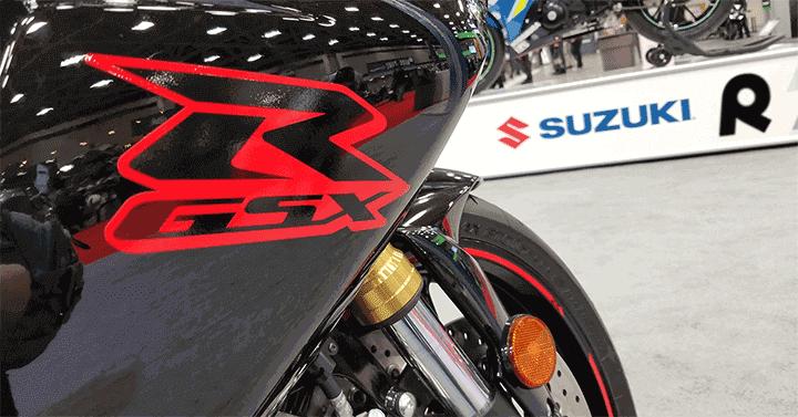 I need to sell my Suzuki motorcycle.