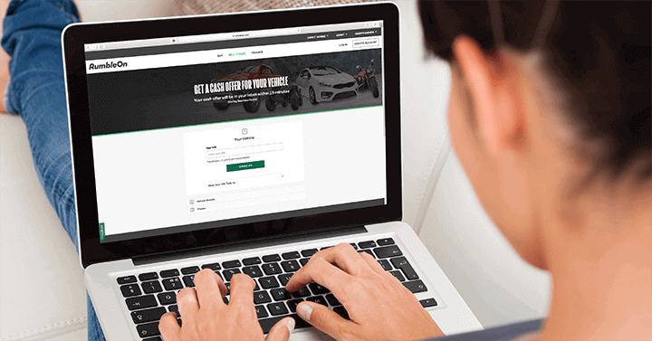 Sell Your Car Online >> Faq How Do I Sell My Car Online With Rumbleon