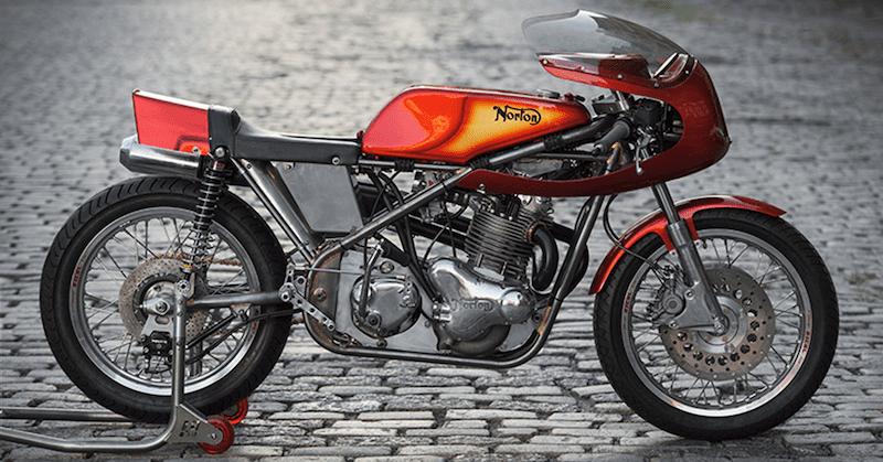 Douglas Macrae S Norton Commando Motorcycles 20 Years Of Racing