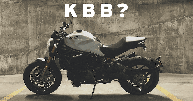 What S My Motorcycle Worth The Truth Behind Kbb